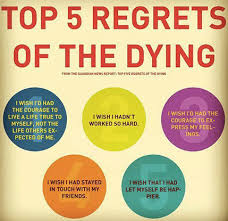 The Number One Regret of a Dying Business